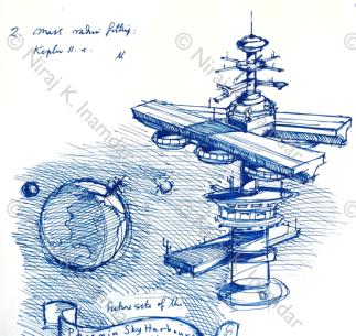 Skyharbour concept (2016)