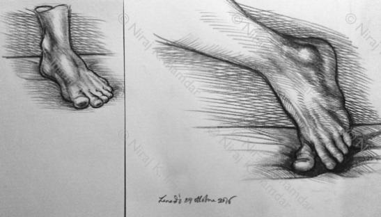 I piedi (2016)