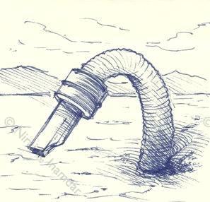 Loch Ness vacuum cleaner (2009)