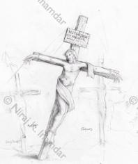 Crocifissione di Gesù (2006)