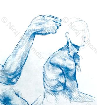 Braccio e torso (2018)