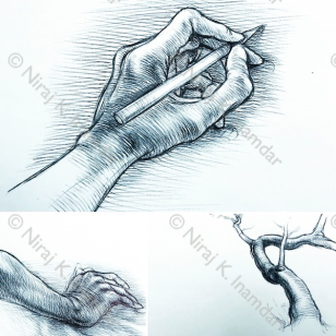 Le mani ed un ramo (2017)