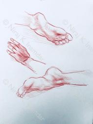 I piedi ed una mano (2018)